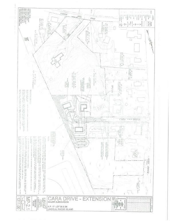 0 Cobble Hill Road, Lincoln, RI 02865 (MLS #72898021) :: Alex Parmenidez Group