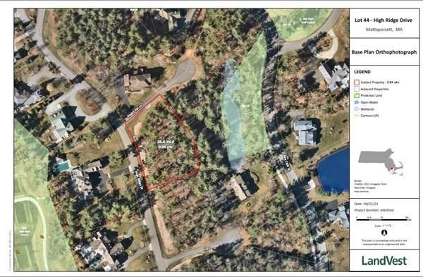 Lot 44 High Ridge Drive, Mattapoisett, MA 02739 (MLS #72898082) :: Dot Collection at Access