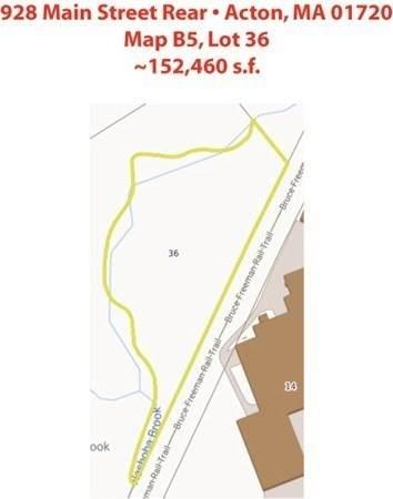 928 Main Street, Acton, MA 01720 (MLS #72898093) :: RE/MAX Vantage