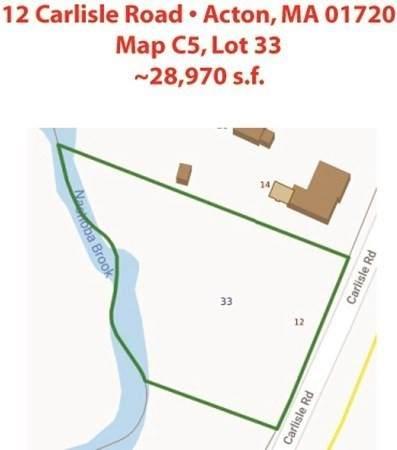 12 Carlisle Road, Acton, MA 01720 (MLS #72898094) :: RE/MAX Vantage