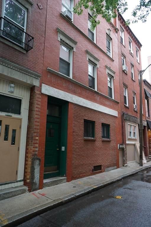 5 Stillman St, Boston, MA 02113 (MLS #72898154) :: Charlesgate Realty Group