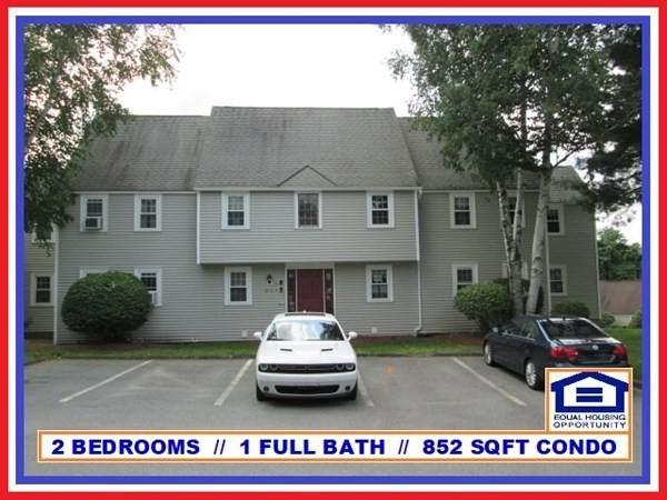 12 Bayberry Drive #12, Worcester, MA 01607 (MLS #72898326) :: East Group, Engel & Völkers