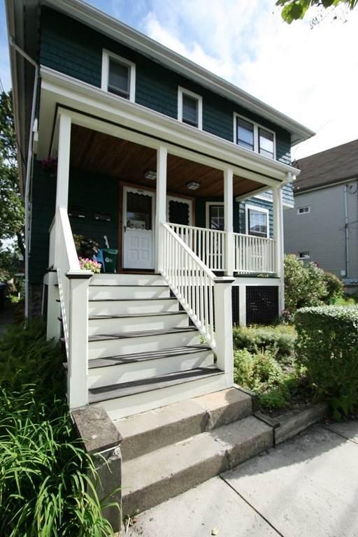 23 Orchard Street #1, Medford, MA 02155 (MLS #72899063) :: East Group, Engel & Völkers
