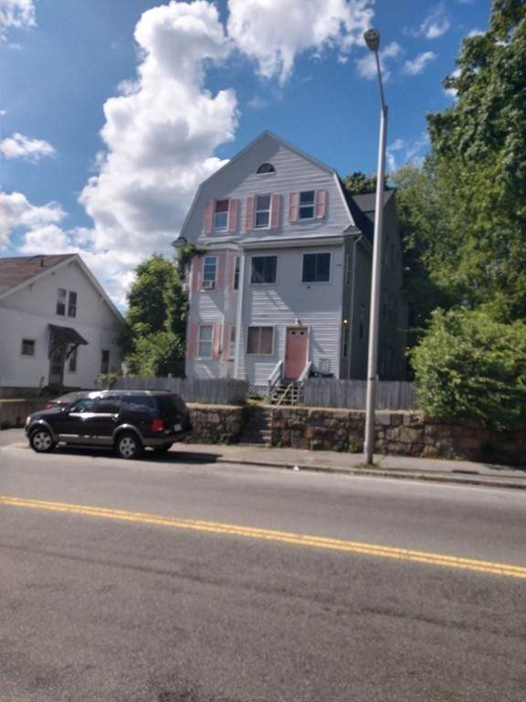 521 Grafton St, Worcester, MA 01604 (MLS #72899158) :: Zack Harwood Real Estate   Berkshire Hathaway HomeServices Warren Residential
