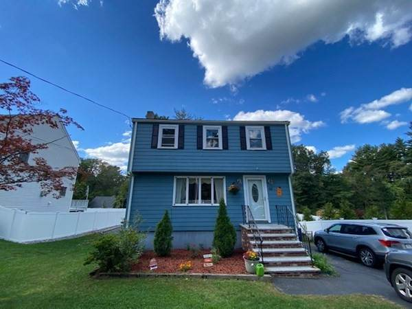 54 Forest St, Wilmington, MA 01887 (MLS #72904131) :: EXIT Realty