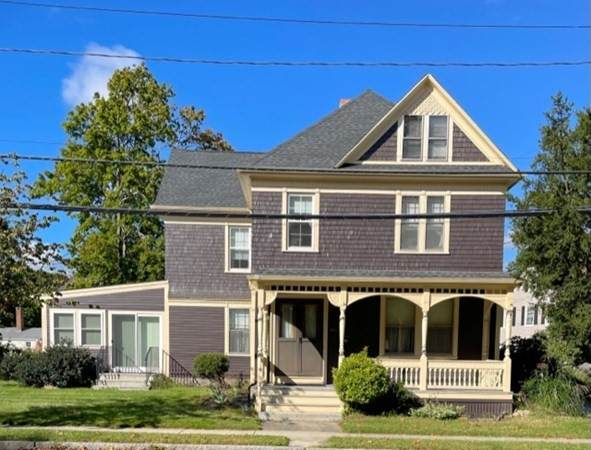 144 Green Street, Fairhaven, MA 02719 (MLS #72904757) :: Rose Homes | LAER Realty Partners