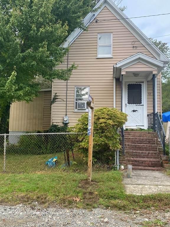52 Allen St, Acushnet, MA 02743 (MLS #72904836) :: Rose Homes | LAER Realty Partners
