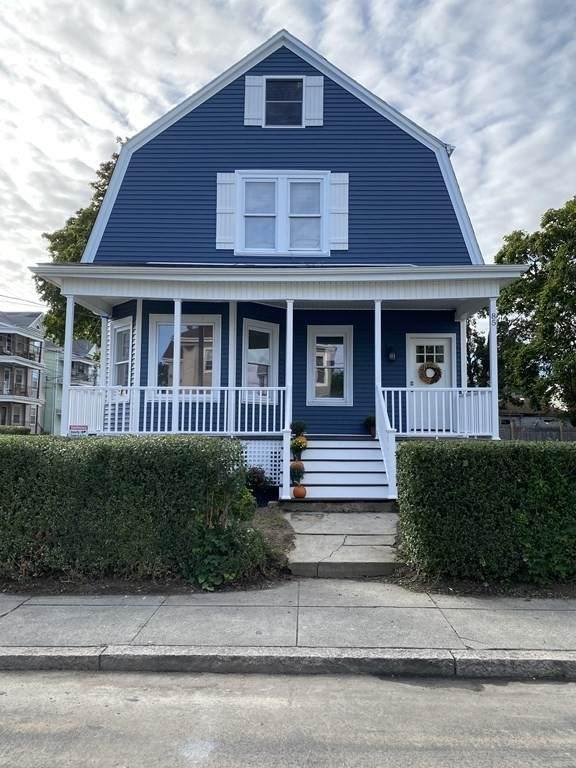 85 Barlow St, Fall River, MA 02723 (MLS #72905208) :: Westcott Properties