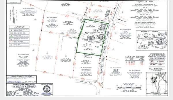 1643 Clayton Mill River Rd, New Marlboro, MA 01259 (MLS #72906112) :: Alex Parmenidez Group