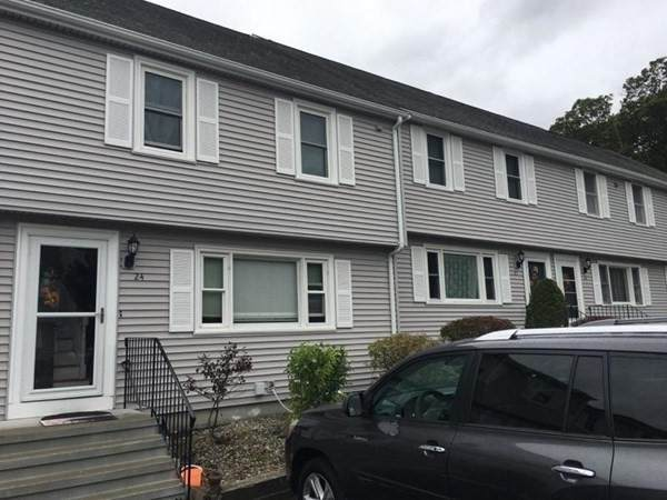 70 Broadway #24, North Attleboro, MA 02760 (MLS #72906887) :: Anytime Realty