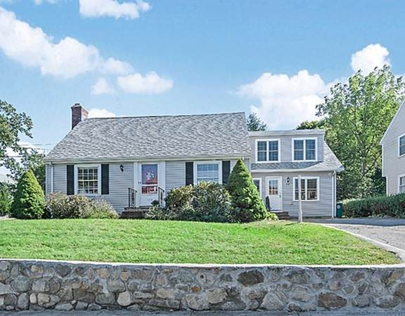132 Melrose St, Newton, MA 02466 (MLS #72908542) :: Trust Realty One