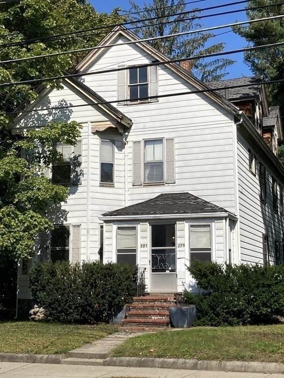 329-331 River St, Newton, MA 02465 (MLS #72909374) :: Boston Area Home Click