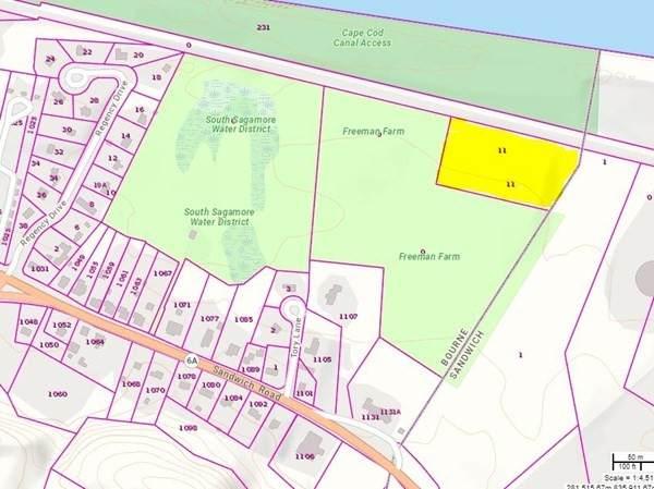 11 Freeman Lane, Bourne, MA 02561 (MLS #72909400) :: Cape Cod and Islands Beach Properties