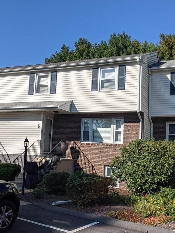 143 Burt St #5, Norton, MA 02766 (MLS #72909412) :: Boston Area Home Click