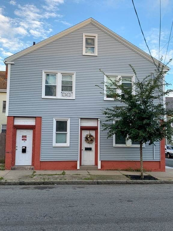 80 Dartmouth St, New Bedford, MA 02740 (MLS #72909595) :: Rose Homes | LAER Realty Partners