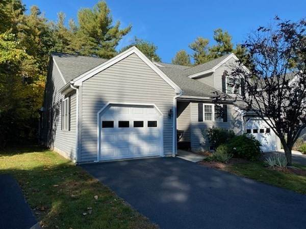 35 Bridle Cross #25, Fitchburg, MA 01420 (MLS #72909761) :: Re/Max Patriot Realty