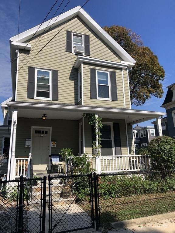 21 Summit Ave #1, Somerville, MA 02143 (MLS #72909913) :: Rose Homes | LAER Realty Partners
