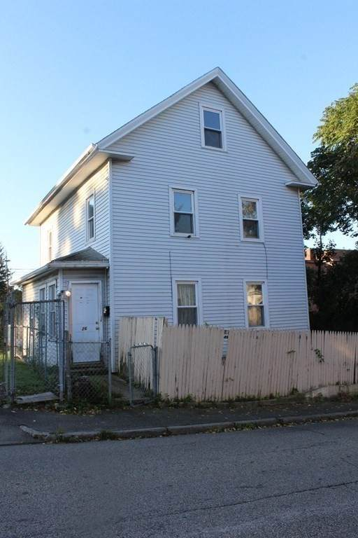 26 Dorchester St, Worcester, MA 01610 (MLS #72909921) :: Rose Homes | LAER Realty Partners