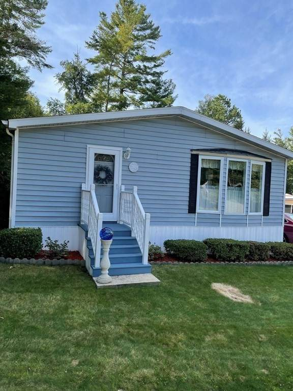 2 Truman Court, Carver, MA 02330 (MLS #72910037) :: Dot Collection at Access