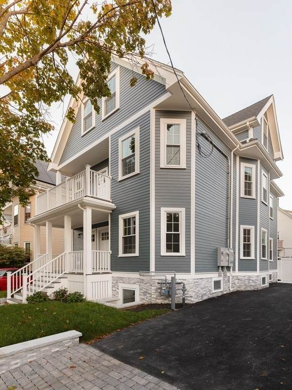 5 Henry Ave #1, Somerville, MA 02144 (MLS #72910699) :: Dot Collection at Access
