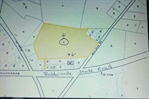 0 Baldwinville State Road, Winchendon, MA 01475 (MLS #72911185) :: Zack Harwood Real Estate | Berkshire Hathaway HomeServices Warren Residential