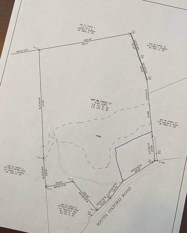 88 S Oxford Rd, Millbury, MA 01527 (MLS #72911209) :: Zack Harwood Real Estate | Berkshire Hathaway HomeServices Warren Residential