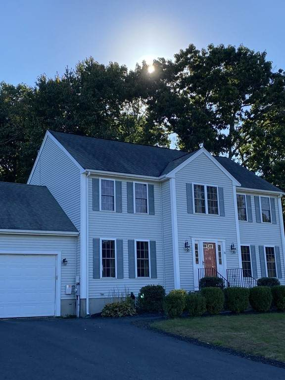 30 South Meadow Drive, Bridgewater, MA 02324 (MLS #72912060) :: The Smart Home Buying Team