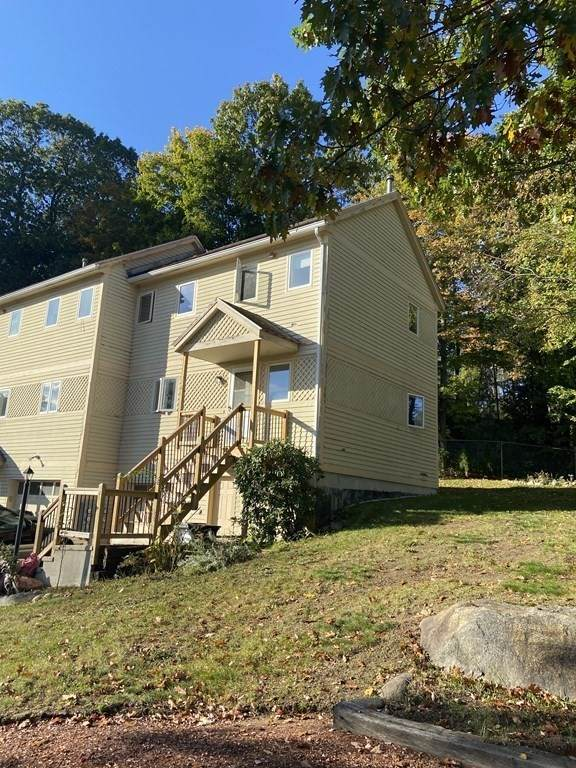 825 John Fitch Highway #16, Fitchburg, MA 01420 (MLS #72912130) :: Re/Max Patriot Realty