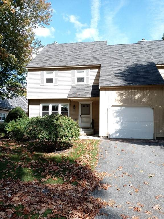 77 Botany Bay Rd #122, Worcester, MA 01602 (MLS #72912183) :: DNA Realty Group