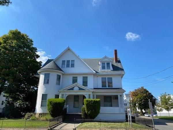 180 Jackson St, Lawrence, MA 01841 (MLS #72912185) :: Westcott Properties