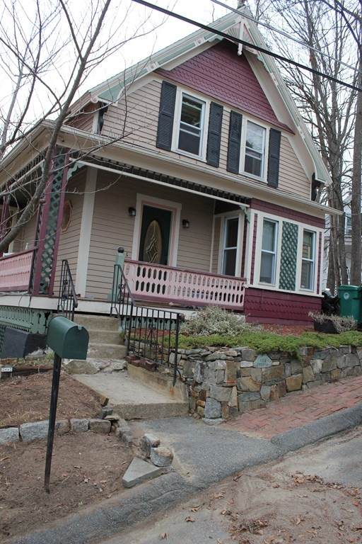 134 Eaton St, Fitchburg, MA 01420 (MLS #72912876) :: Re/Max Patriot Realty