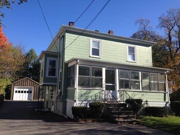 279 Broad St, Bridgewater, MA 02324 (MLS #72912954) :: Primary National Residential Brokerage