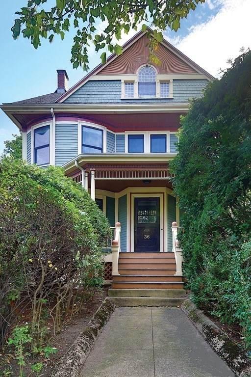 36 Verndale Street, Brookline, MA 02445 (MLS #72912973) :: Primary National Residential Brokerage