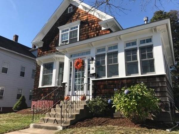 32 Ralph St, North Attleboro, MA 02760 (MLS #72246220) :: Westcott Properties