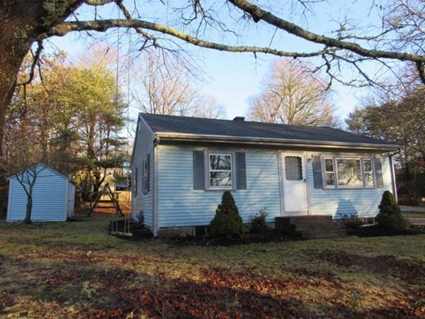 41 Marjorie Ave, Bourne, MA 02559 (MLS #72264587) :: Goodrich Residential