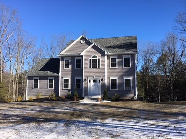 37 Crowningshield, Paxton, MA 01612 (MLS #72272282) :: Goodrich Residential