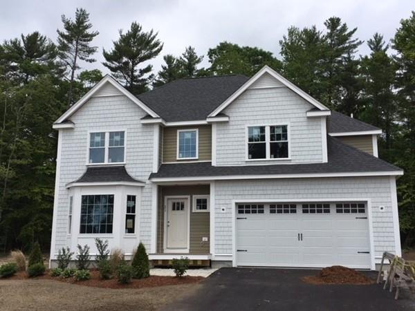25 Hillcrest Circle Lot10, Norwell, MA 02061 (MLS #72275432) :: Apple Country Team of Keller Williams Realty