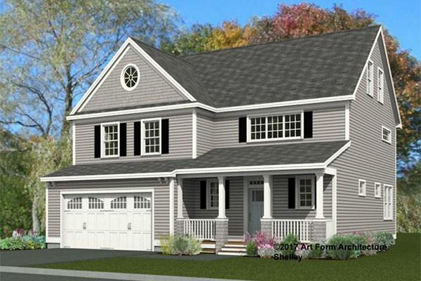 Lot 26 Connor Drive, Acton, MA 01720 (MLS #72292850) :: Westcott Properties
