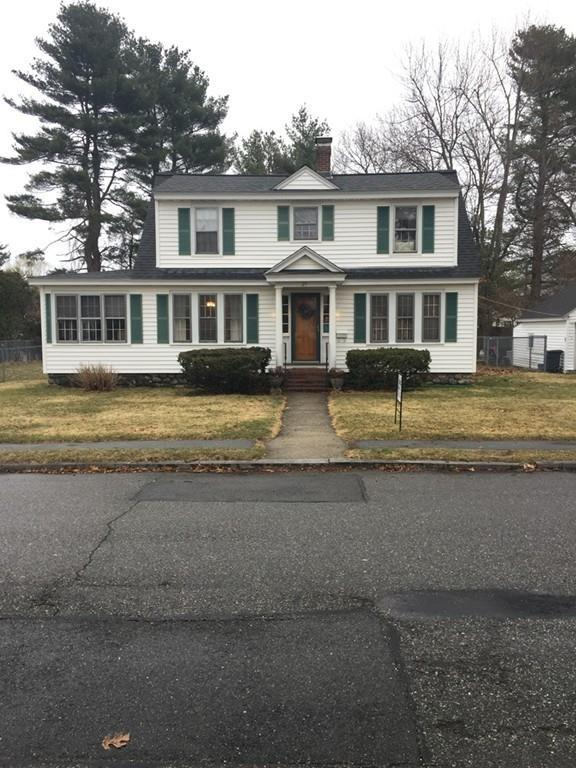 27 Sunset Ave, Chelmsford, MA 01824 (MLS #72293590) :: Goodrich Residential