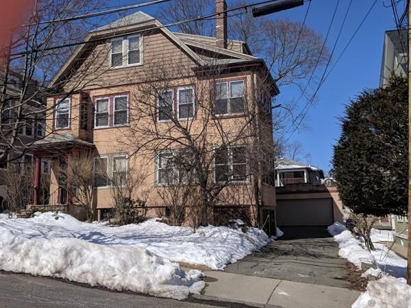 25 Ricker Rd., Newton, MA 02458 (MLS #72295087) :: Westcott Properties