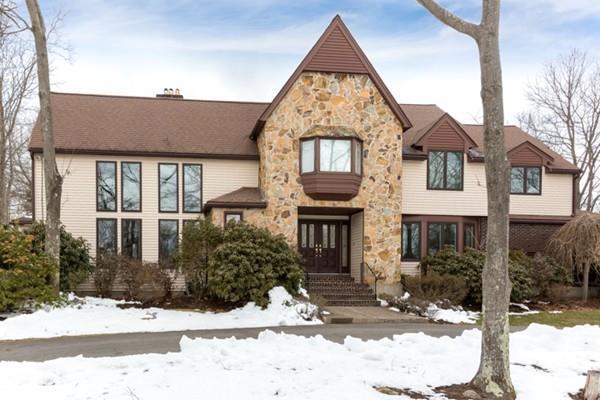 47 Castle Dr., Sharon, MA 02067 (MLS #72295231) :: ALANTE Real Estate
