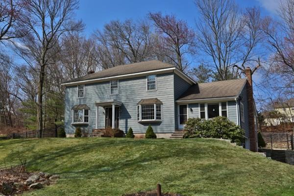 405 Chestnut St, North Andover, MA 01845 (MLS #72313818) :: Westcott Properties