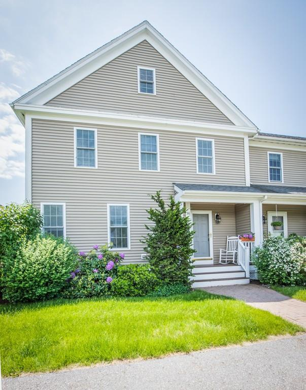 36 Cortland Dr. #36, Stow, MA 01775 (MLS #72317039) :: Mission Realty Advisors