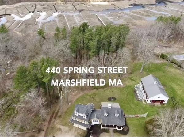 440 Spring Street, Marshfield, MA 02050 (MLS #72324035) :: Vanguard Realty