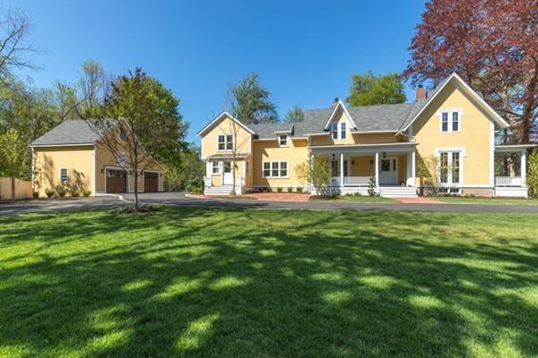 16 Hancock Street, Lexington, MA 02420 (MLS #72327782) :: Goodrich Residential