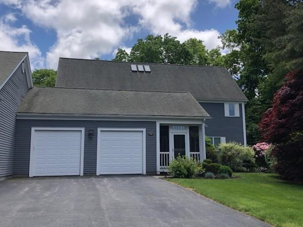 53 Forrest Lane #53, Scituate, MA 02066 (MLS #72340632) :: Vanguard Realty