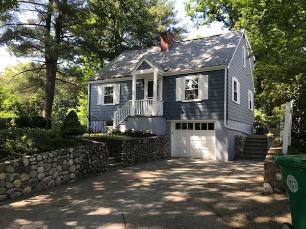 85 Carl St, Newton, MA 02461 (MLS #72342894) :: Westcott Properties