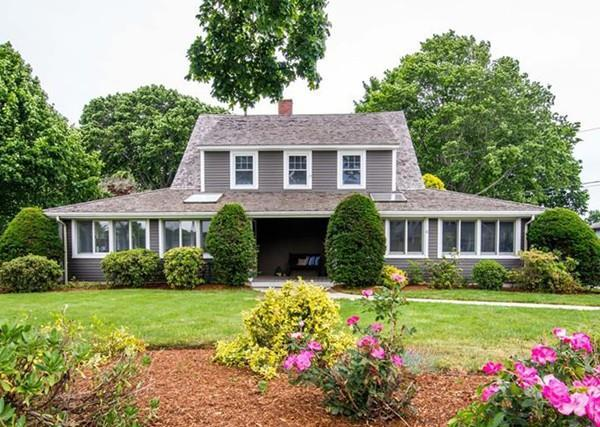 608 Hatherly Rd, Scituate, MA 02066 (MLS #72350436) :: Apple Country Team of Keller Williams Realty
