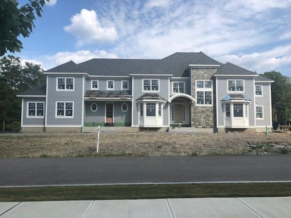 80 Morgan Farm Rd., Westwood, MA 02090 (MLS #72360059) :: Vanguard Realty