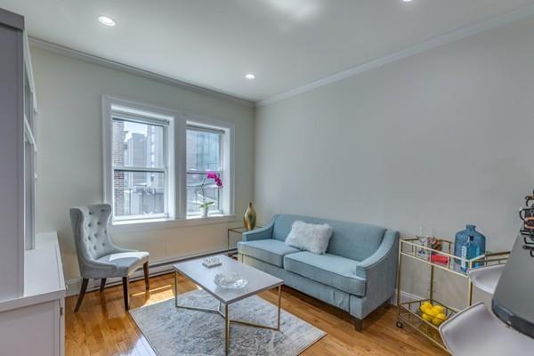 15 Garrison Street #9, Boston, MA 02116 (MLS #72360350) :: The Gillach Group